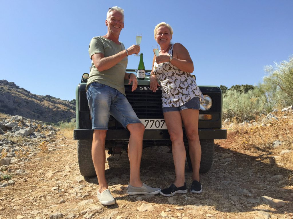 Ronda Jeep Tour