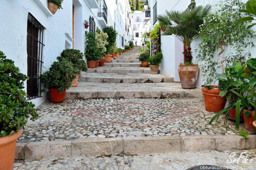 De witte dorpen van Andalusie