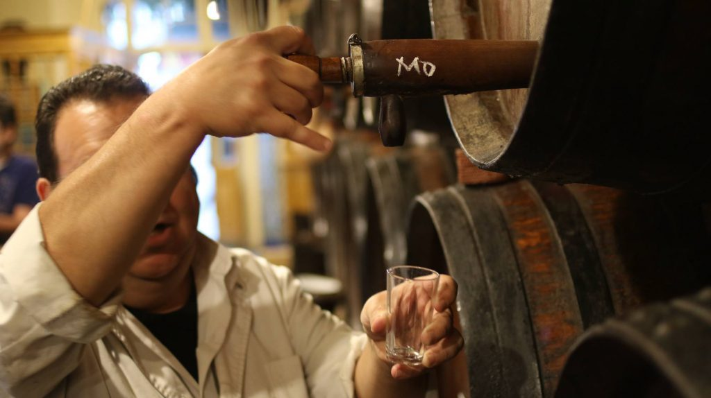 Have a taste of Málaga's local wines - Málaga Wine and Food Tour
