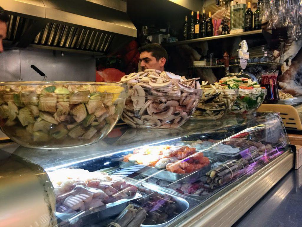Malaga excursie tapas